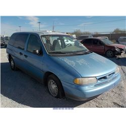 1996 - FORD WINDSTAR