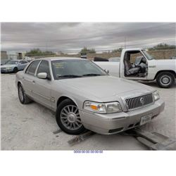 2010 - MERCURY GRAND MARQUIS