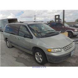 1999 - PLYMOUTH GRAND VOYAGER