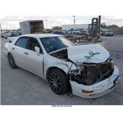 2002 - MITSUBISHI DIAMANTE//REBUILT SALVAGE