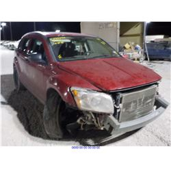 2007 - DODGE CALIBER // REBUILT SALVAGE
