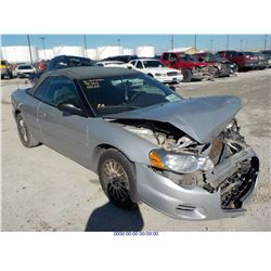 2004 - CHRYSLER SEBRING