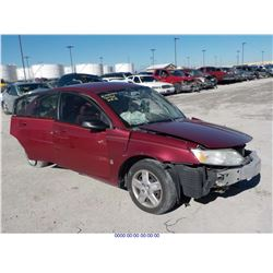 2007 - SATURN ION // REBUILT SALVAGE