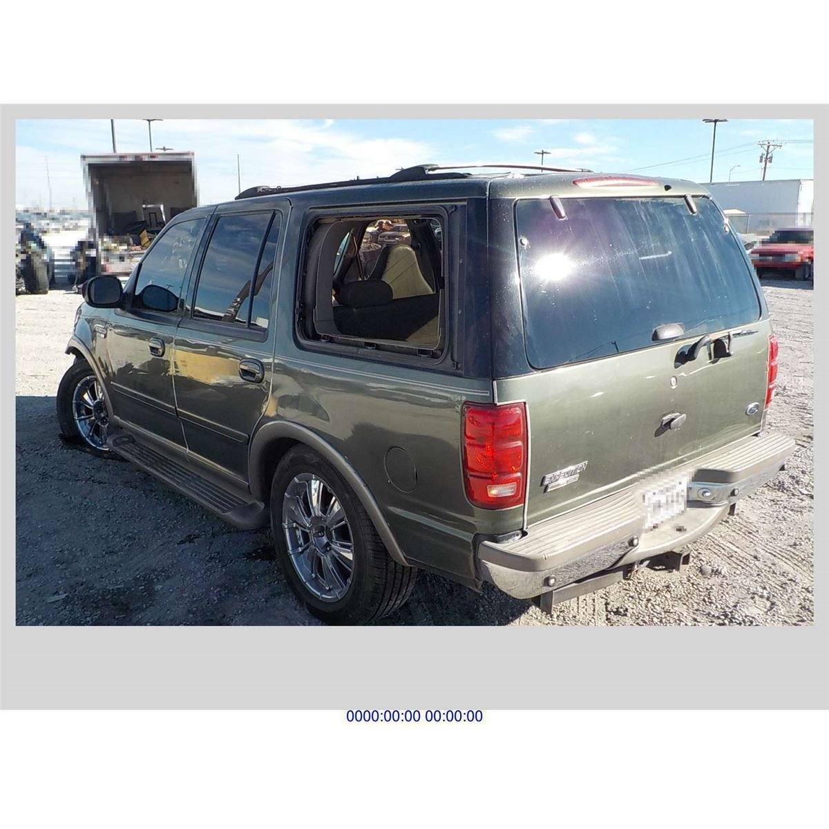 1997 Ford Expedition For Sale: FORD EXPEDITION // REBUILT SALVAGE