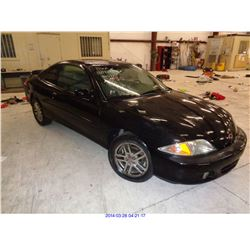 2002 - CHEVROLET CAVALIER // RESTORED SALVAGE