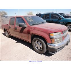 2005 - CHEVROLET COLORADO