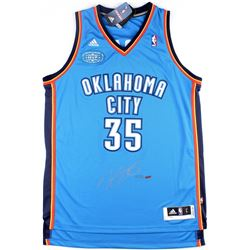 Kevin Durant Signed LE Thunder Authentic Jersey (Panini COA)