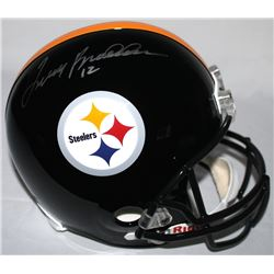 Terry Bradshaw Signed Steelers Full-Size Authentic Pro-Line Helmet (Steiner COA)