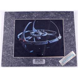 Star Trek: Deep Space 9 1993 Limited Edition Chromium 11x14 Matted Print