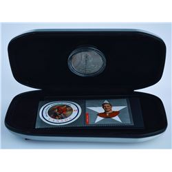 Lot of 10 Bobby Hull & Jean Beliveau Coin & Stamp