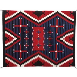 Contemporary Navajo Textile