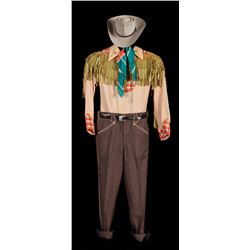 Roy Rogers' Personal Nudie's Outfit