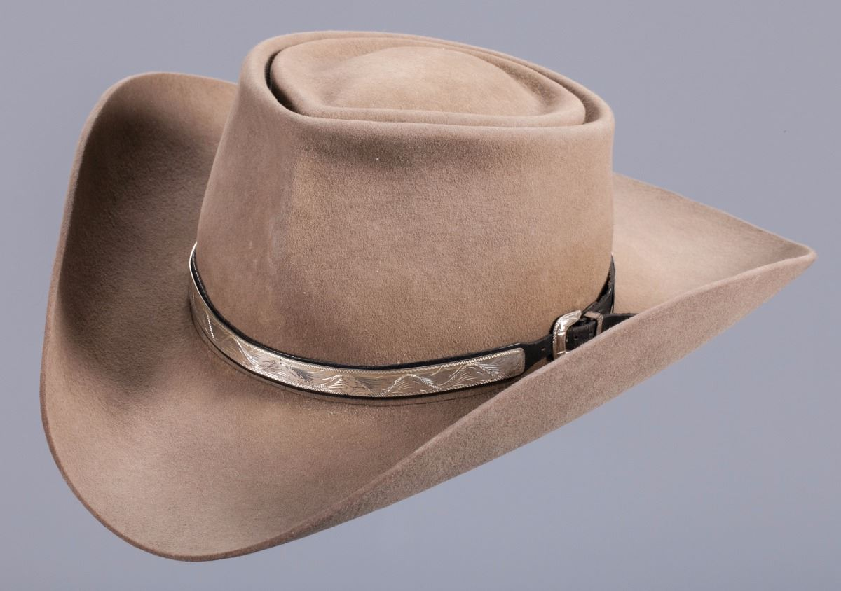 Image 1   Roy Rogers  Personal Nudie s Hat ... c2bc194b4d9