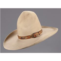 Tom Mix's Personal Stetson Hat