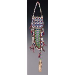 Northern Plains Beaded Knife Sheath