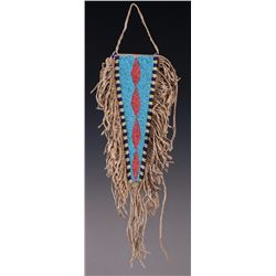 Plains Beaded Tab Bag