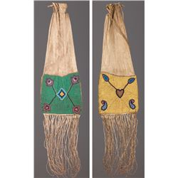 Blackfoot Beaded Pipe Bag