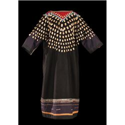 Crow Elk Tooth Dress