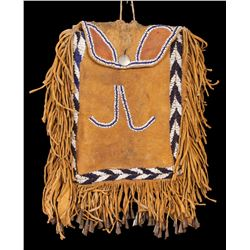 Apache Beaded Bag