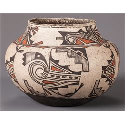 Zuni Polychrome Jar