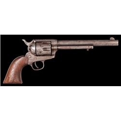 Cavalry Model Colt Single Action Revolver