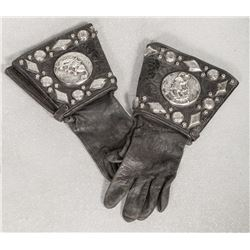 Sterling Silver Parade Gauntlets