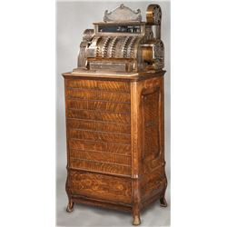 1906 Floor Model National Cash Register
