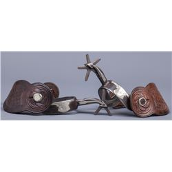 KB&P Steerhead Spurs