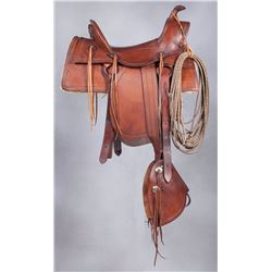 1917 Packers Saddle
