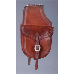N. Porter, Phoenix, Arizona Saddle Bags