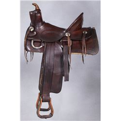 H. H. Heiser, Denver High Back Saddle