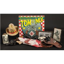 Miscellaneous Tom Mix Lot