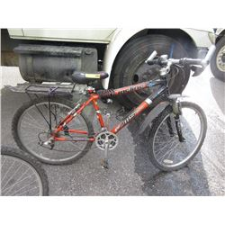 "21 Speed AMS ""Incline""  Mountain Bike"