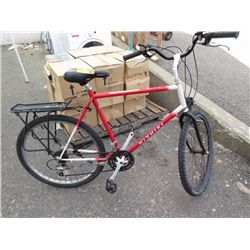 "18 Speed Nishiki ""Barbarian"" Mountain Bike"