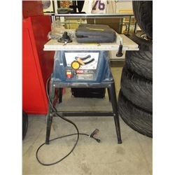 "10"" Ryobi Table Saw"