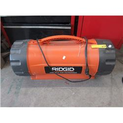 Ridgid Jobsite Air Filtration System