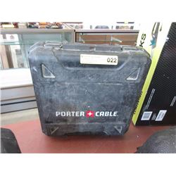 Porter Cable Finishing Nailer
