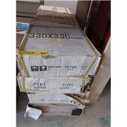12 Boxes of Ceramic Tile