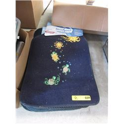 4 New Sets Floor Mats