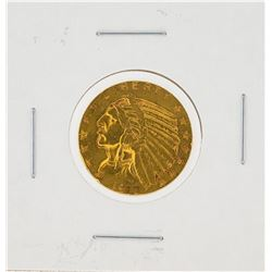 1912 $5 XF Indian Head Half Eagle Gold Coin