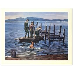 Hansen's Pier by Nelson, William