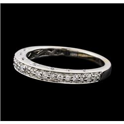 0.45 ctw Diamond Ring - 18KT White Gold