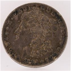 1882-O Morgan Silver Dollar