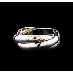 Cartier Trinity Ring - 18KT White Gold