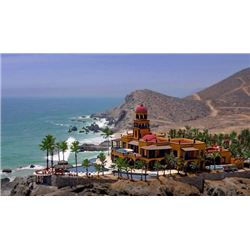 7 Days / 6 Nights Luxury Honeymoon Boutique Hotel Stay at Hacienda Cerritos in Baja, Mexico for 2 Pe