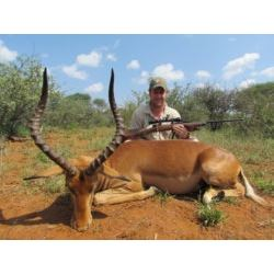 10 Days Plains Game Hunt for 2 Hunters in South Africa. Limcroma Safaris has donated 10 days Plains