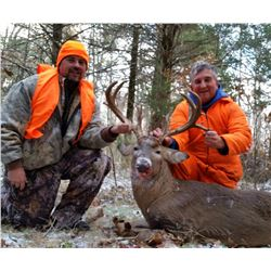 5 Days / 5 Nights Missouri Whitetail Archery/Crossbow Hunt for 2 Hunters.