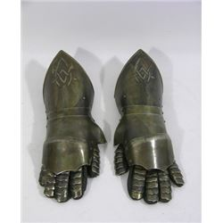 Underworld Death Dealer Hand Armor Movie Props