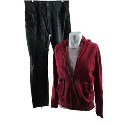 Warm Bodies R (Nicholas Hoult) Movie Costumes