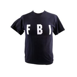 24 TV Show FBI Shirt TV Costumes